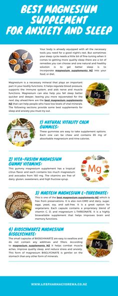 Here is one of the best magnesium supplements NZ which is free from preservations. It is also non-GMO and dairy, sugar, eggs, yeast, soy, and salt-free. #Magnesiumbenefitsforyourhealth #Magnesiumsupplementforhealthbenefits #BestmagnesiumsupplementsNZ #MagnesiumsupplementsNZ Benefits Of Magnesium Supplements, Best Magnesium Supplement, Supplements For Anxiety, Magnesium Glycinate, Sugar Eggs, For Your Health, Health Tips, Salt, Remedies