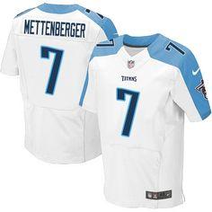 7 Authentic Zach Mettenberger Jersey: Titans Big & Tall Elite ...
