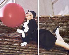 """Résultat de recherche d'images pour """"balloon fashion editorial"""""""