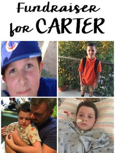 FREE - FUNDRAISER FOR CARTER!  On Saturday, March 19th Tara & her two youngest kids (Carter & Harper) got In a bad car accident. Tara & Harper went to a hospital in Waco & Carter was airlifted to Temple.  Due to the severity of his injuries, Carter was then flown from Temple to Children's in Houston, Tx. where he underwent surgery for two broken legs,a tear in his aorta, a tear in his spleen, and a brain injury. He has not completely woken up and he desperately needs your prayers.