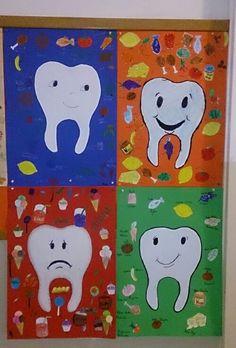 Zähne/zuby-skup.prace