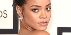 "Rihanna is a certified ""fashion icon,"" so it's no surprise that she's one of the stars we couldn't wait to see Sunday night at the 2015 Grammy Awards. The ""Unapologetic"" singer made our jaws drop when she hit the red carpet in a h..."