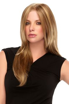 amanda-Synthetic Long Wigs By Jon Renau Untitled Document Enjoy the mythic beauty and romance of a long layered style without the commitment! Blonde Wig, Blonde Ombre, Brown Blonde, Short Blonde, Blonde Highlights, Real Hair Wigs, Human Hair Wigs, Frontal Hairstyles, Wig Hairstyles