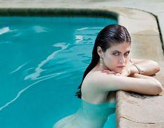 Spotlight on Alexandra Daddario.#alexandra  http://www.manchimovies.com
