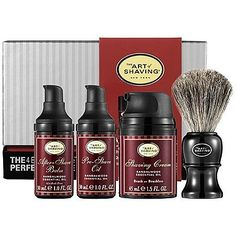 The Art of Shaving MID Size KIT for Men-sandalwood by The Art of Shaving, http://www.amazon.com/dp/B00A6UKMZW/ref=cm_sw_r_pi_dp_F3pnsb0BMZMFE