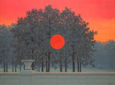 René Magritte Belgian, 1898–1967, The Banquet
