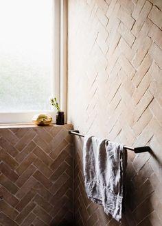 Home Interior Design .Home Interior Design Interior Design Trends, Bathroom Interior Design, Kitchen Interior, Interior Decorating, Interior Paint, Eclectic Bathroom, Decorating Ideas, Interior Colors, Bathroom Designs