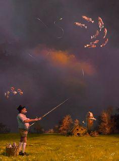 The Art Of Animation, Simon Dominic