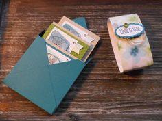 Kreativ am Deich : ...Kartenbox mit dem Punch Board ...mit Anleitung...