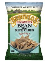 Beanfields Bean & Rice chips.  I'm going to be needing a lot more of these!