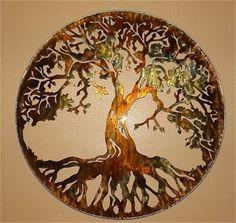 Heaven's Gate Metal Works - Tree of Life - Payson, AZ