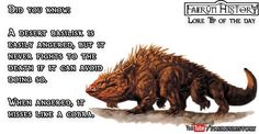 Post with 87 votes and 2022 views. Tagged with dungeons and dragons; Forgotten Realms Lore Tips - Week 2 Cool Monsters, Dnd Monsters, Fantasy Beasts, Fantasy Rpg, Fantasy Monster, Monster Art, Dungeons And Dragons, Creature Picture, Strike Witches