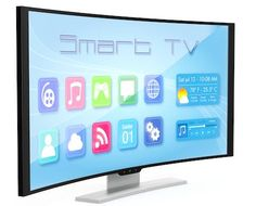 """Win a 55"""" LG Curved Smart TV"""