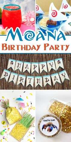 Moana Birthday Party - If you're planning a Moana party, you're going to want to check out these awesome birthday party ideas! From Moana themed food to decorations, these fun tips will help your little princess have the best Moana themed party ever!!! #moana #moanaparty #moanabirthdayparty #moanabirthdaypartyideas #moanafood #moanagames Moana Themed Party, Moana Birthday Party, Moana Party, Disney Birthday, Birthday Parties, Princess Games, Princess Party, Little Princess, Food Themes