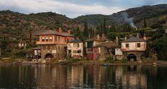Τα υπέροχα χωριά του Αγίου Όρους!