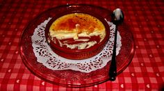 Sonntags gibt`s auch ein Dessert.  ...  Heute Crème brûlée. Ich liebe köstliche Karamellkruste auf Vanille-Creme. Eigentlich könnte ich das auch als Hauptgang essen. :-)