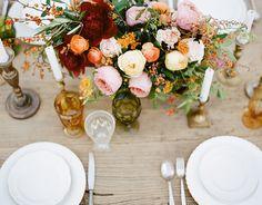 Fall Wedding Inspiration — Morgan Lamkin Photography