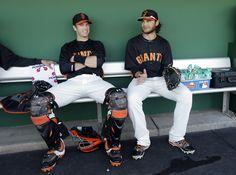 Buster Posey & Brandon Crawford / GF Baseball