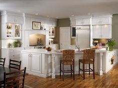 1000 Images About Kitchen On Pinterest Kitchen Cabinetry, Cabinets And Farmhouse Table photo - 8