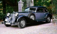 1938 Horch 830..Re-pin Brought to you by agents at #HouseofInsurance in #EugeneOregon for #AutoInsurance