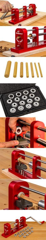 OneTIME Tool - Dowel Press