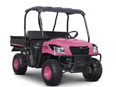 maybe there is a purple one.  Kioti UTV