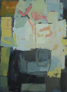 Jacques Pilon: Blue and Green 5 | LIPMAN ART