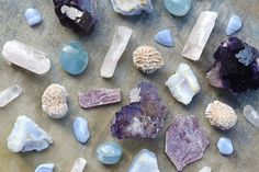 Calming #crystals for anxiety unite your mind, body and spirit to create balance. Find the personal formula that's right for you!