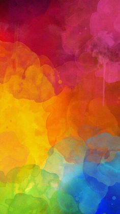 Wallpaper On Android Wallpapers Android Color Wallpaper Iphone, Rainbow Wallpaper, Watercolor Wallpaper, Trendy Wallpaper, Colorful Wallpaper, Galaxy Wallpaper, Wallpaper Backgrounds, Vintage Backgrounds, Iphone Backgrounds