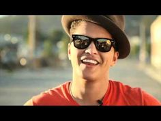 Bruno Mars - Count on me [Official Video]-Love this.