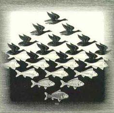 Es la ley de semejanza los estímulos parecidos en tamaño, forma o color tienden a ser agrupados.   López López Katia Stephany