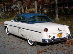 1954 Ford Crestline Skyliner 2-Door Hardtop