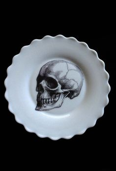 Skull plate