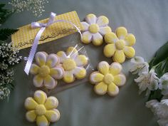 Daisy Cookies   Flickr - Photo Sharing!