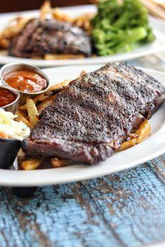 Bbq Ribs, Food Pictures, Steak, Steaks, Ribs