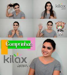 Amanda Hossoi: Comprinhas na Kilax Japan