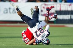 New Research Points to Brain Injuries #TBI in College Football