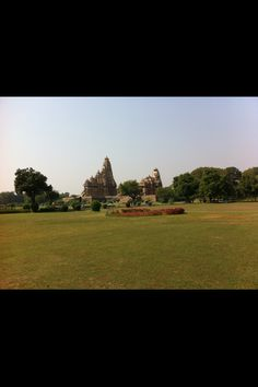 Temples - khajuraho - India