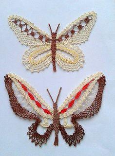 Bobbin Lace Patterns, Lace Heart, Point Lace, Lace Jewelry, Needle Lace, Lace Design, Lace Detail, Crochet, Butterfly