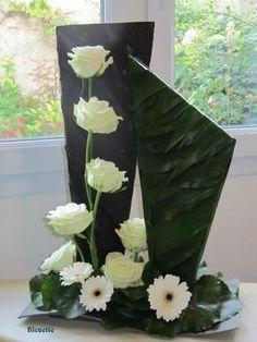 Bouquet sculpture