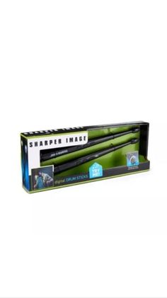 New Sharper Image Digital Drumsticks Motion Activated with Snares Cymbal Sounds | eBay
