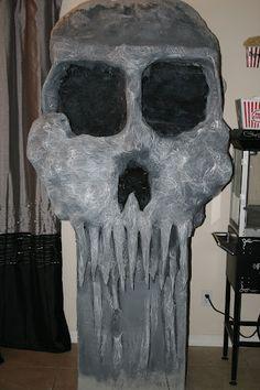 Skull Rock - how to make