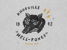 """Dribbble   Mike hell J. Fox "" on Designspiration"