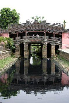 Japanese Covered-Bridge, Hội An, Vietnam
