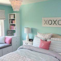 Stunning 30+ Love Blue for Teenage Bedroom Ideas https://pinarchitecture.com/30-love-blue-for-teenage-bedroom-ideas/