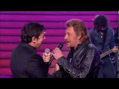 "Johnny Hallyday et Patrick Bruel "" Que je t'aime "" - Johnny Hallyday, Le..."