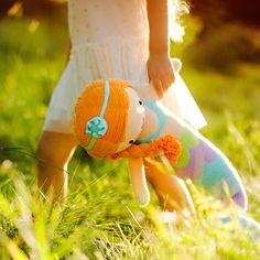 Isla the mermaid helps feed children in need. 1 doll = 10 meals. #cuddleandkind #onemillionmeals www.cuddleandkind.com