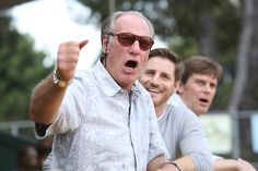 Craig T. Nelson as Zeek #Parenthood