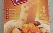 Weis Macadamia Mango and Ice Cream Review