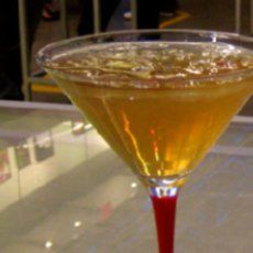 Awesome Apple Martini